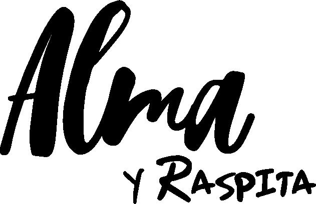 logo alma y raspita